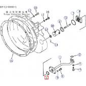 Кольцо резиновое уплотнительное (SD22) [07000-13042]