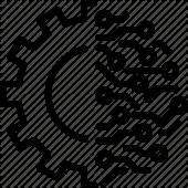 Провод ПГВА 1х0,75, желтый, REXANT 01-6502