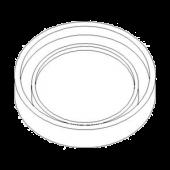 Сальник 201-1005034Б3 ЯМЗ коленвала (передний правого вращения) РТ (NBR) ЯМЗ-236,238,240,7511